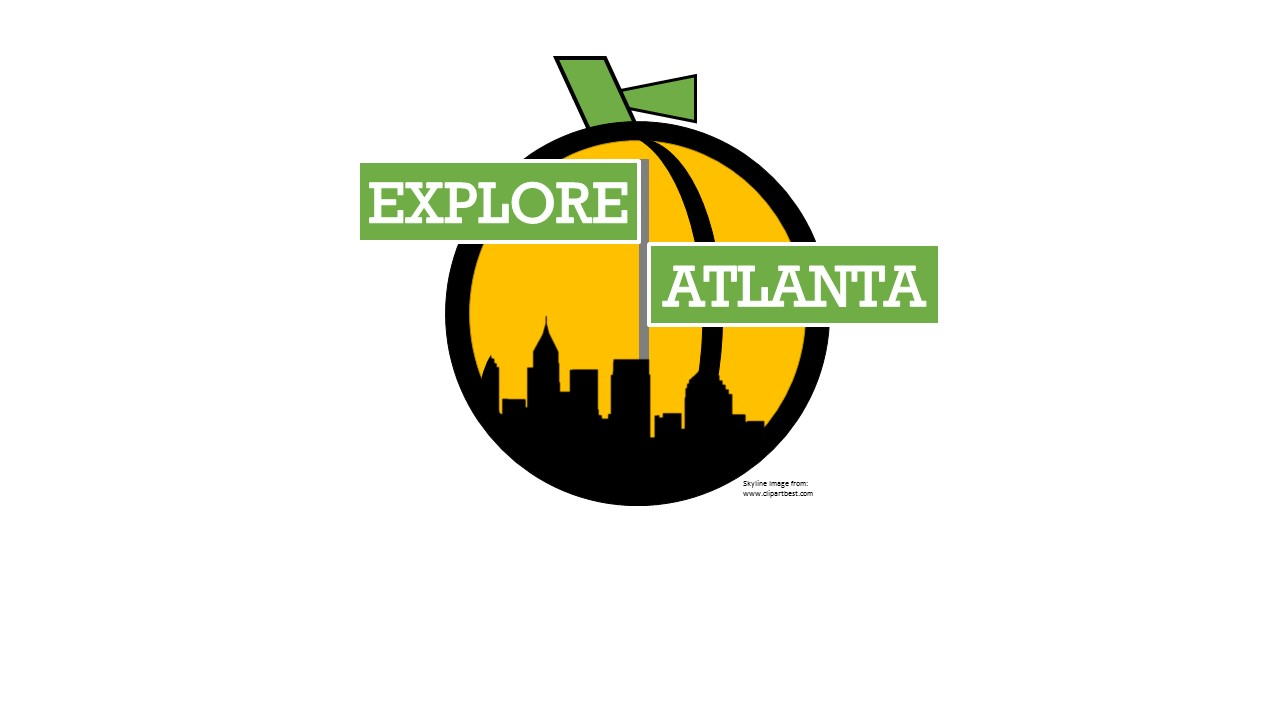 explore atlanta logo